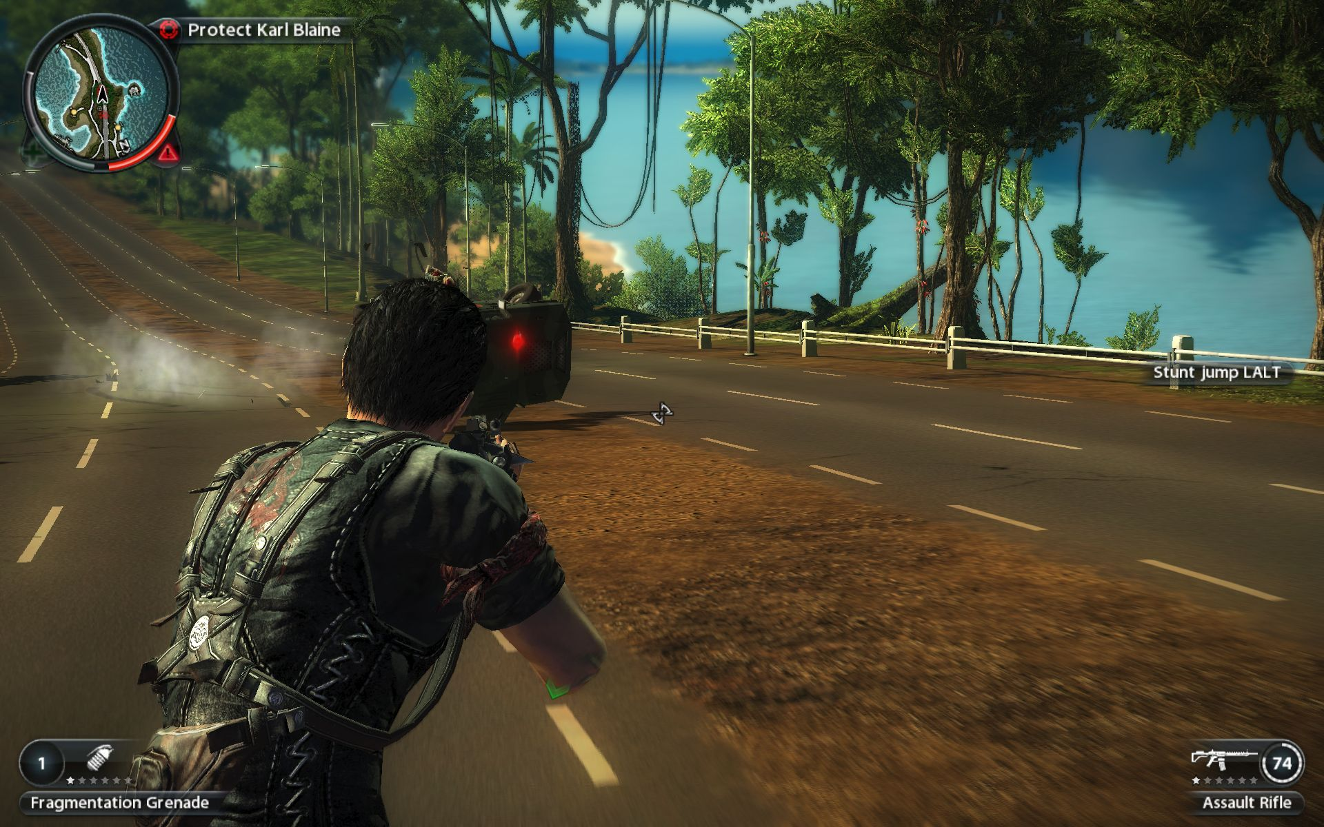 Just Cause 2 pre-order goodies revealed