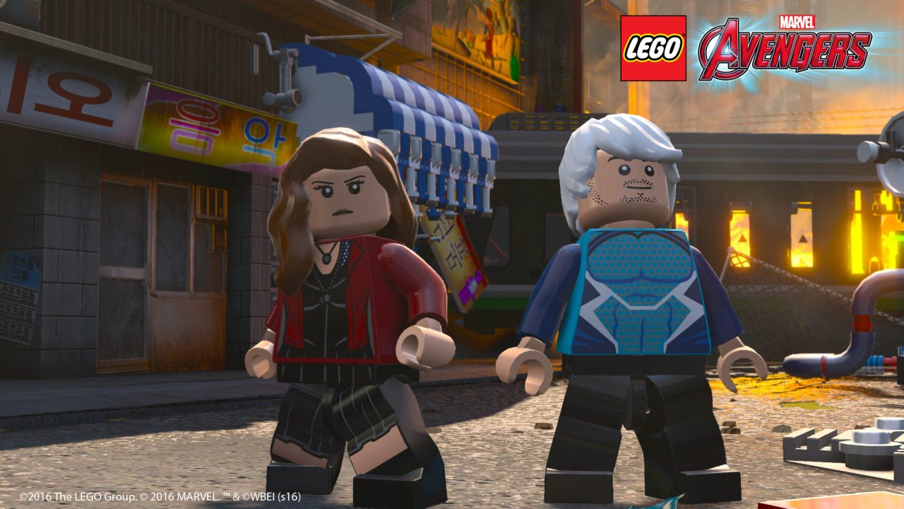 lego marvel u0026 39 s avengers screenshots