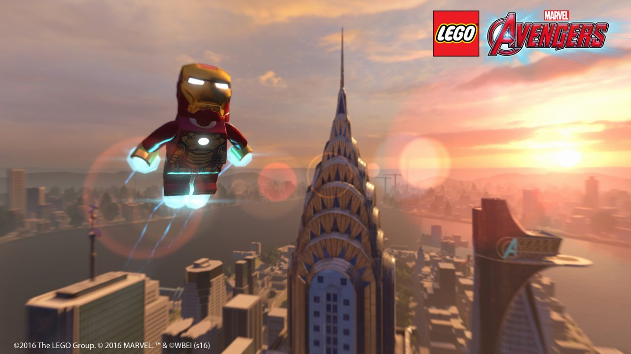 lego marvel u0026 39 s avengers review