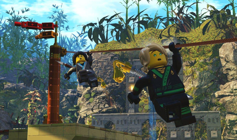The Lego Ninjago Movie Video Game Screenshots Image 21787 New