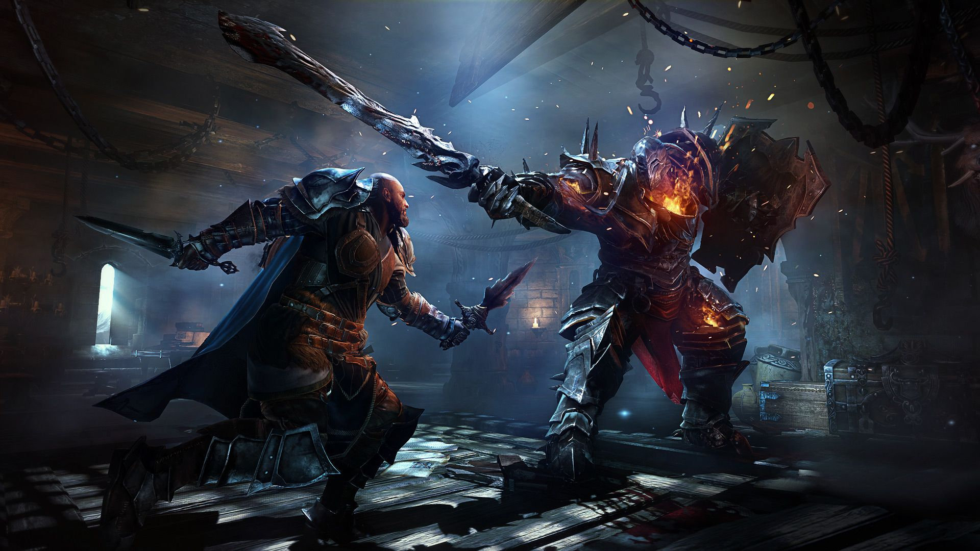 Lords of the Fallen 2 to change developers