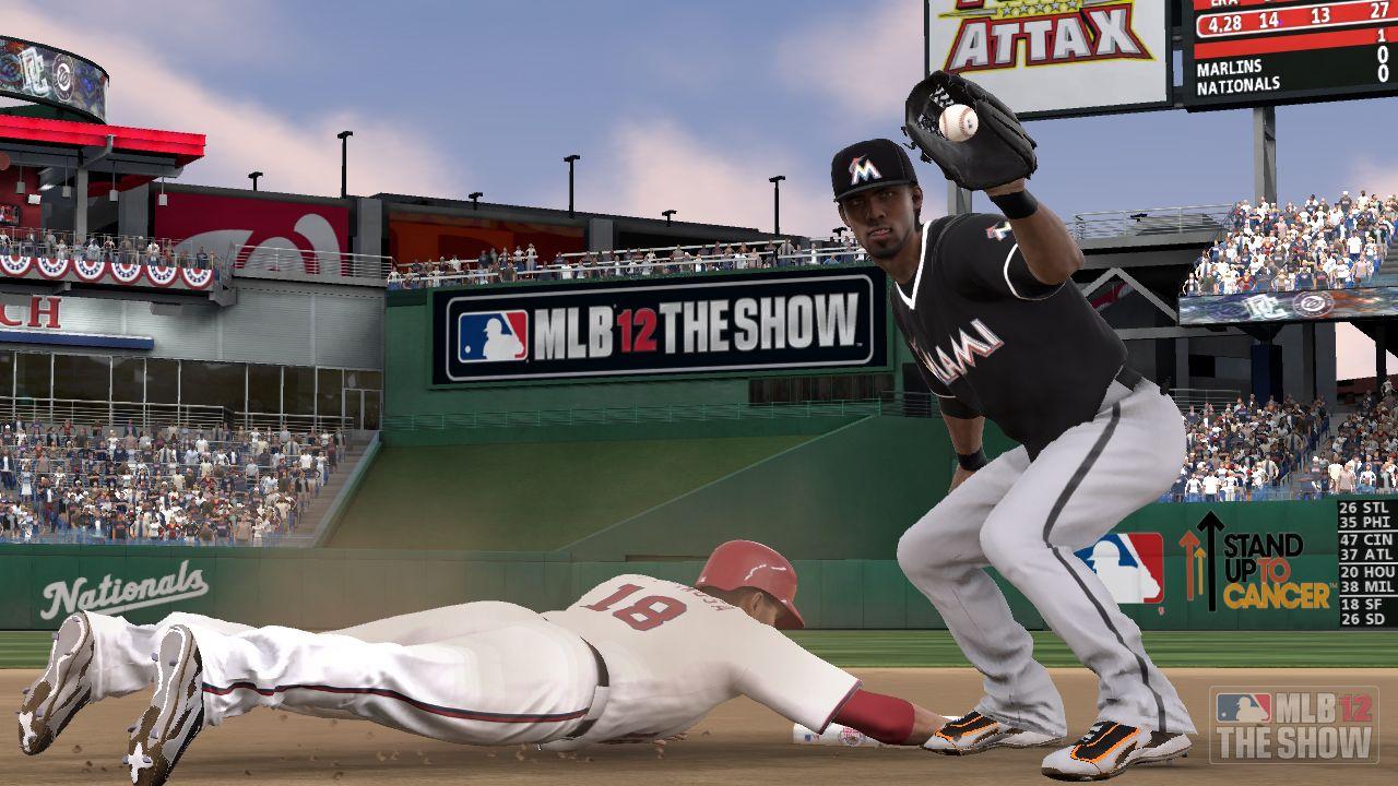 MLB 12 The Show: See the New Miami Marlins Ballpark – PlayStation.Blog