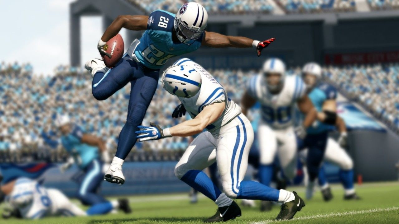 click to enlarge. Madden NFL 13 screenshot. Oct 23 ... 8f57ed46147ed
