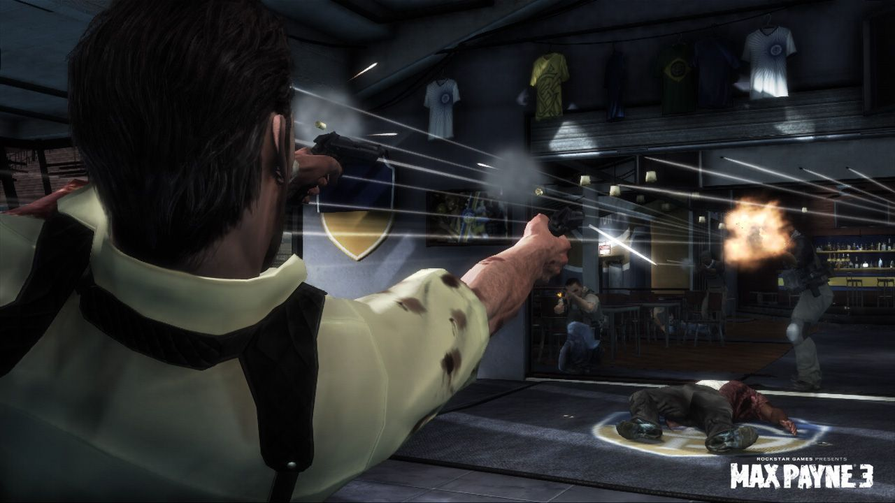 Max Payne 3 Ps3 Screenshots Image 8317 New Game Network