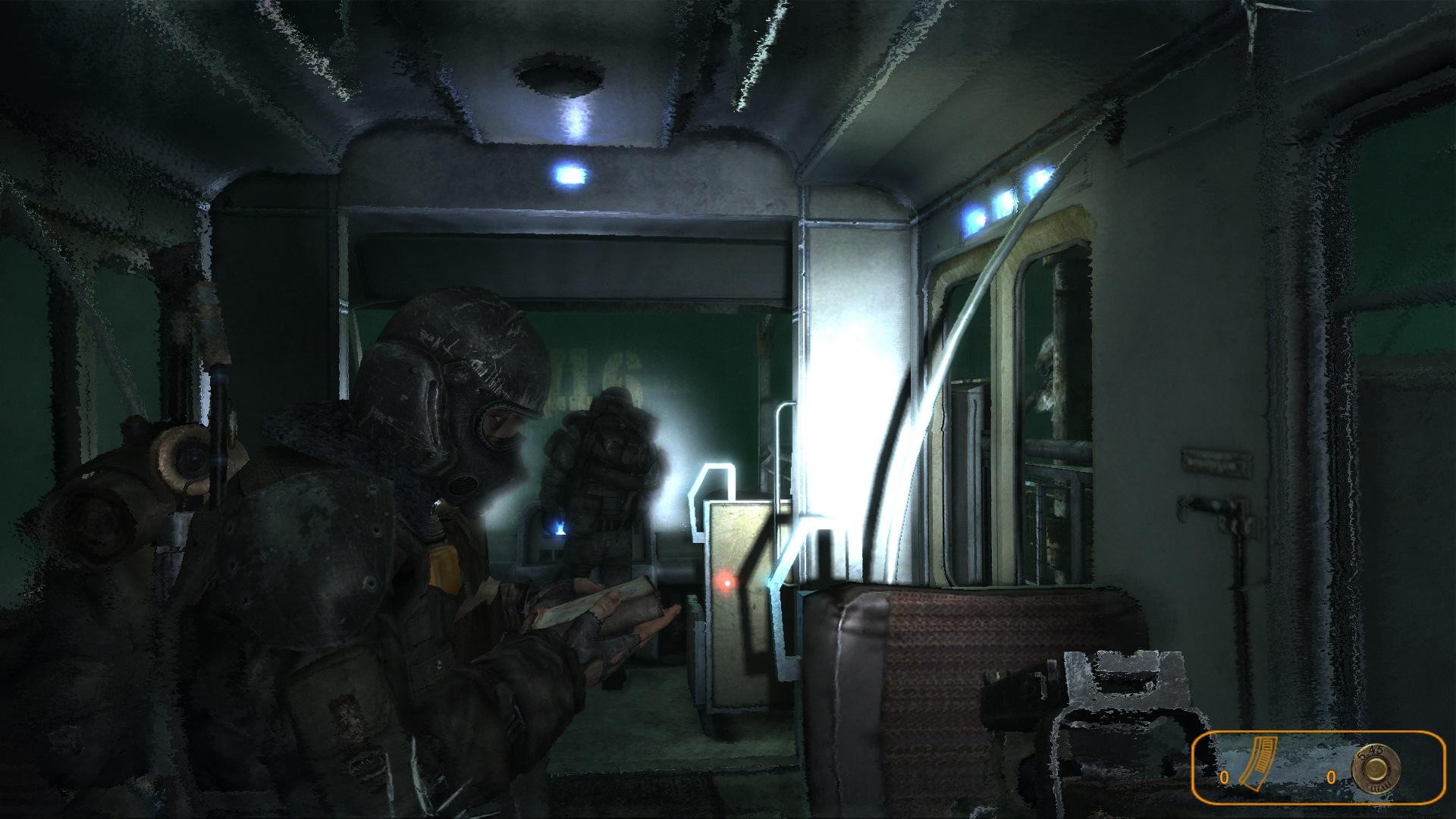 Metro 2033 Screenshots Image 2097 New Game Network