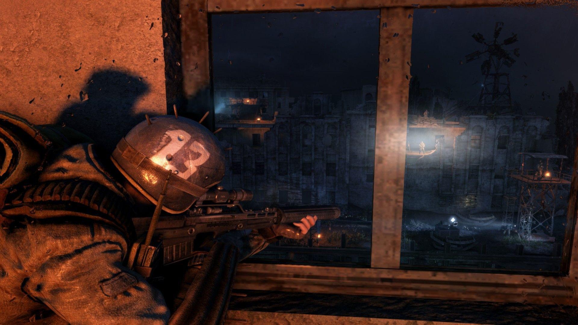 Metro 2033 and Metro: Last Light