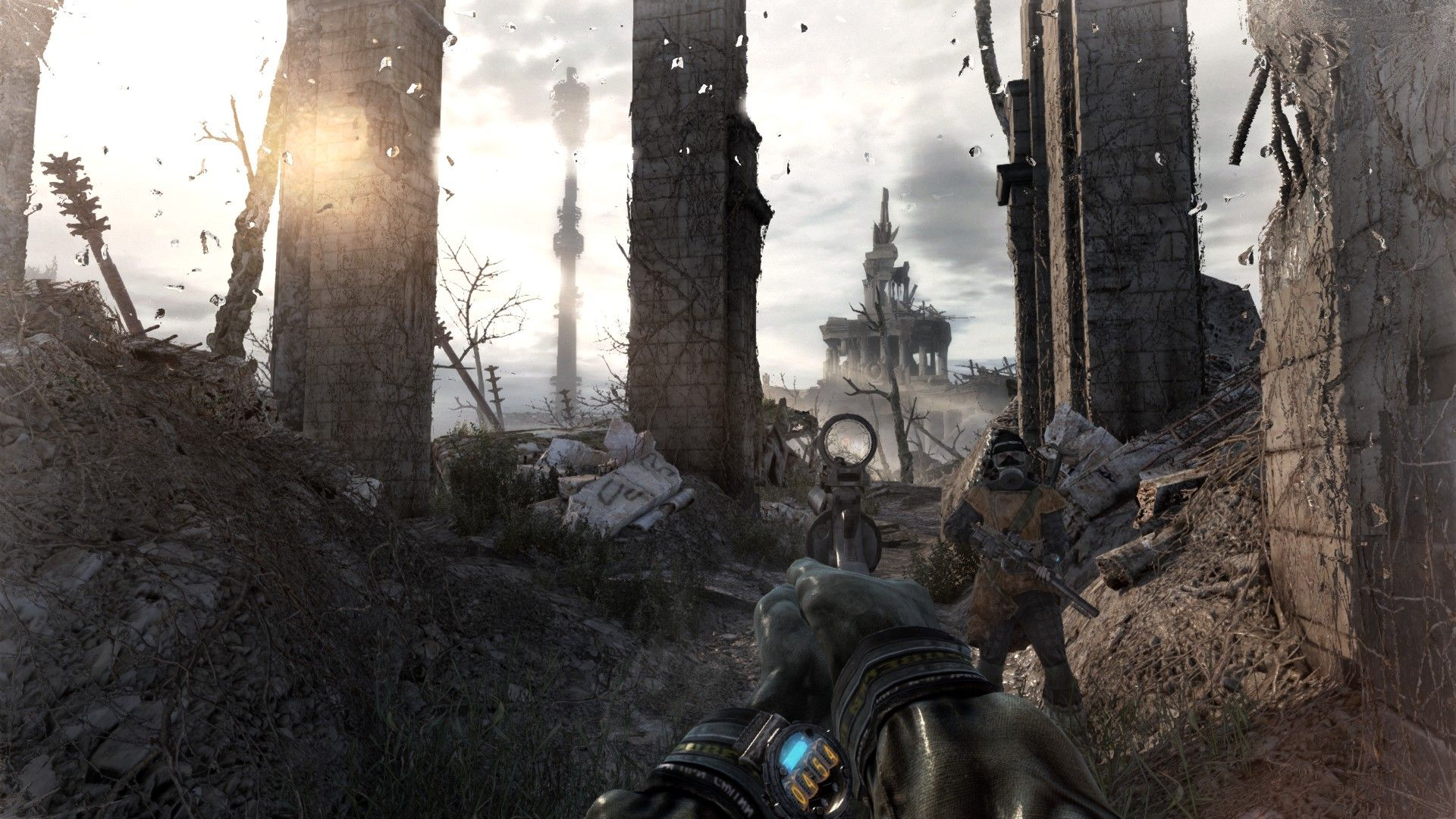 Metro Last Light Pc Screenshots Image 11918 New Game Network