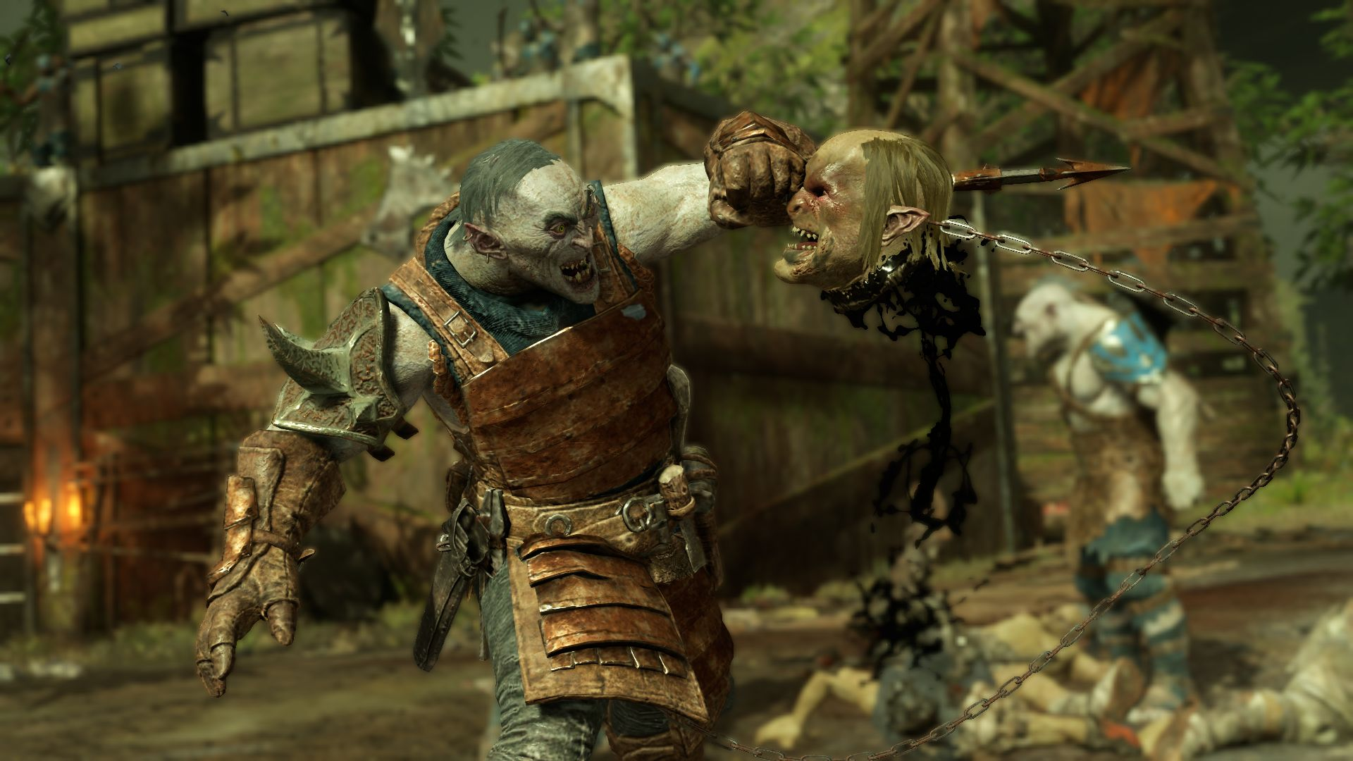 shadow of war Experience the lord of the rings universe like you have never done before in shadow of war, the sequel to the critically acclaimed shadow of mordor.