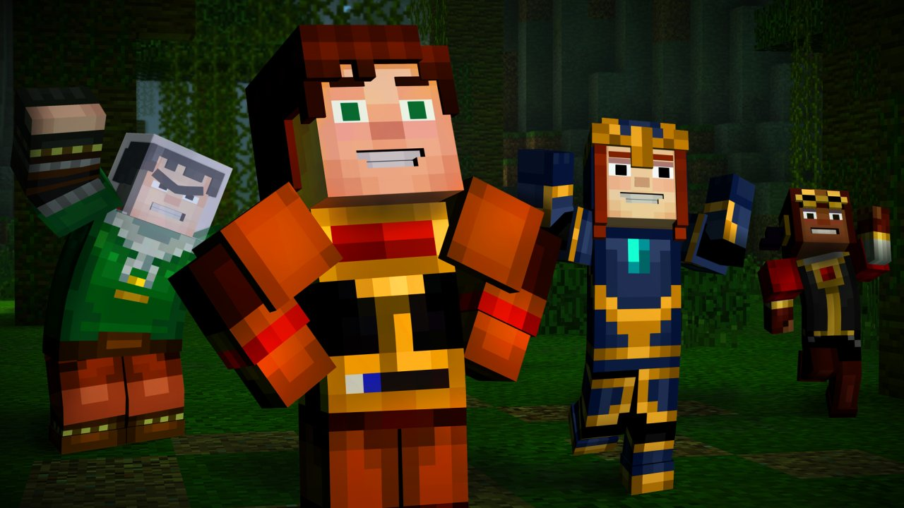 Download Minecraft Story Mode Xbox 360 ISO Free Full Version