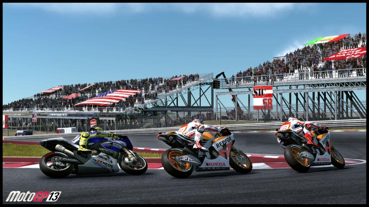 MotoGP 13 video game