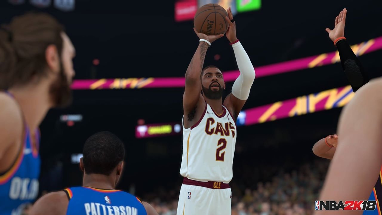 NBA 2K18 Review   New Game Network