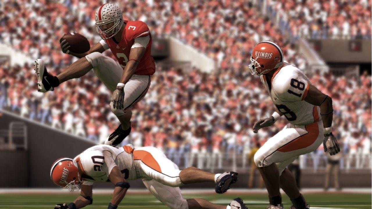 NCAA Football 11 screens - Image #3371 | New Game Network