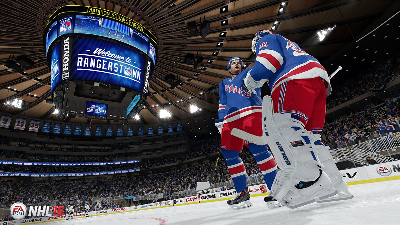 NHL 16 Preview - E3 2015 | New Game Network