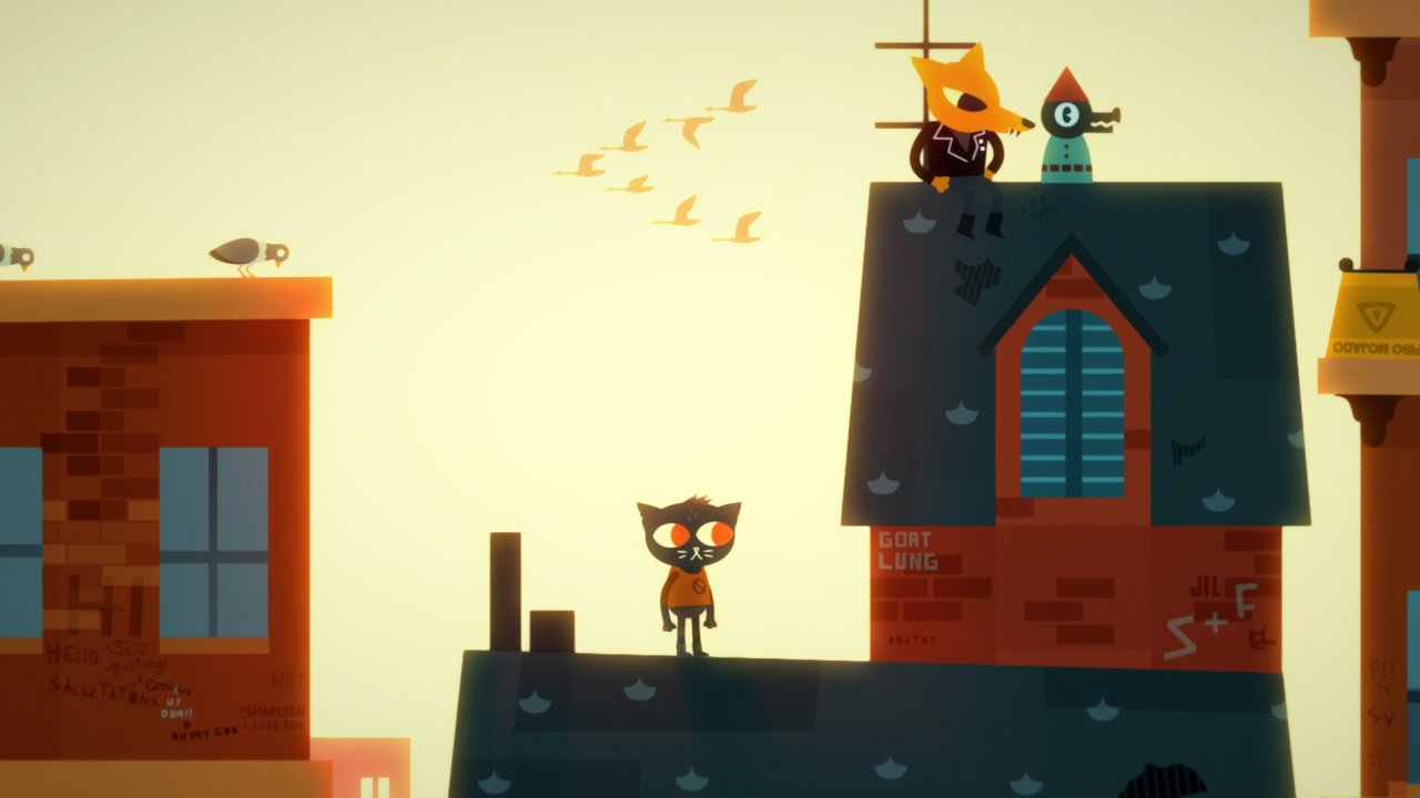 Night in the Woods Screenshots - Image #20284 | New Game ...