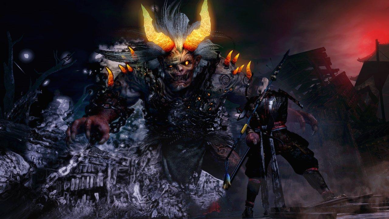 Nioh PS4 Game