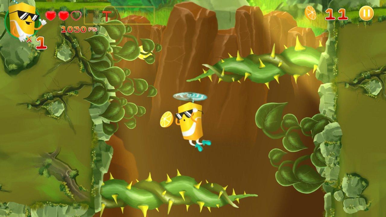 Orange Adventure game