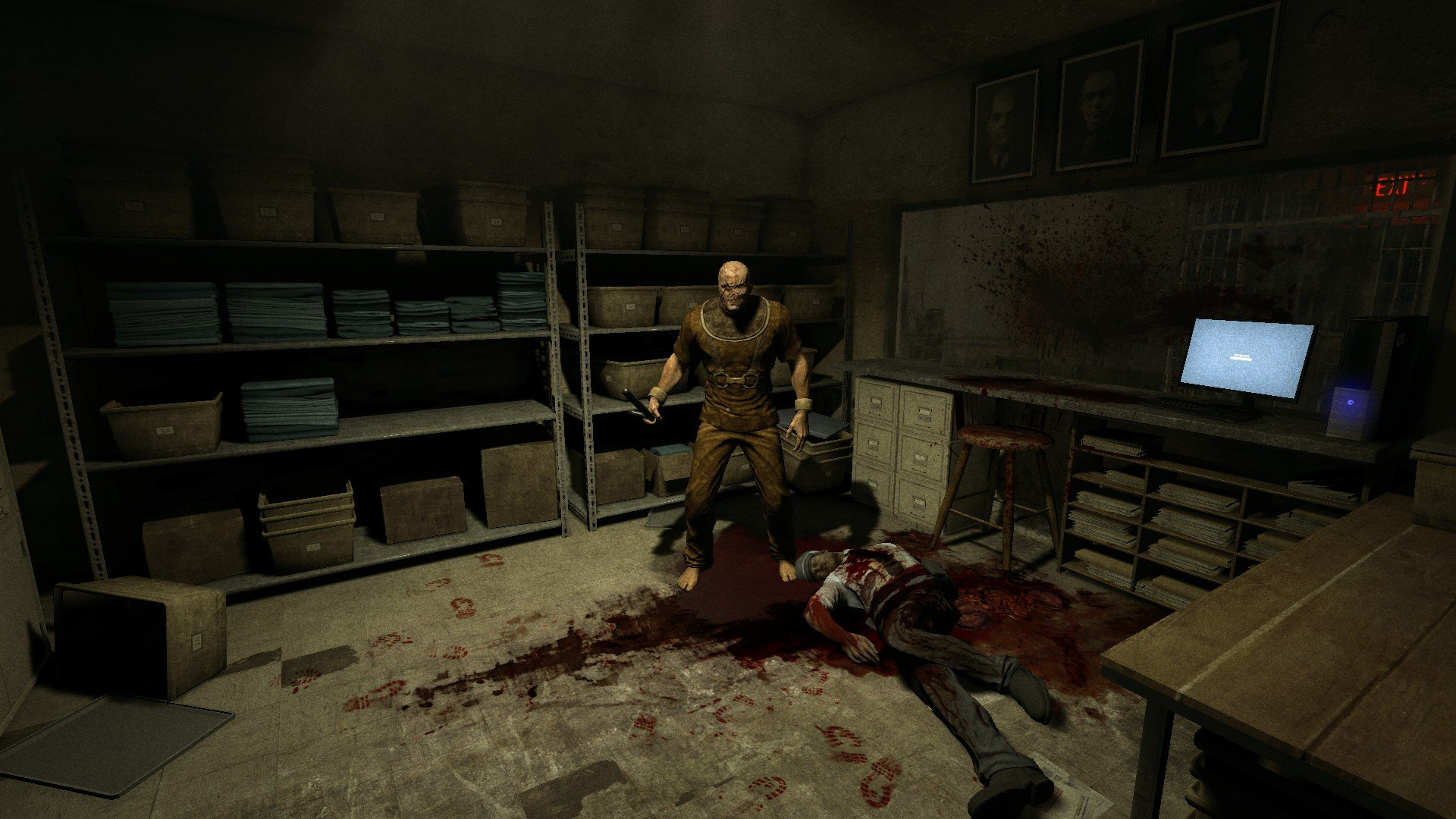 Outlast screenshots - Image #13147 | New Game Network