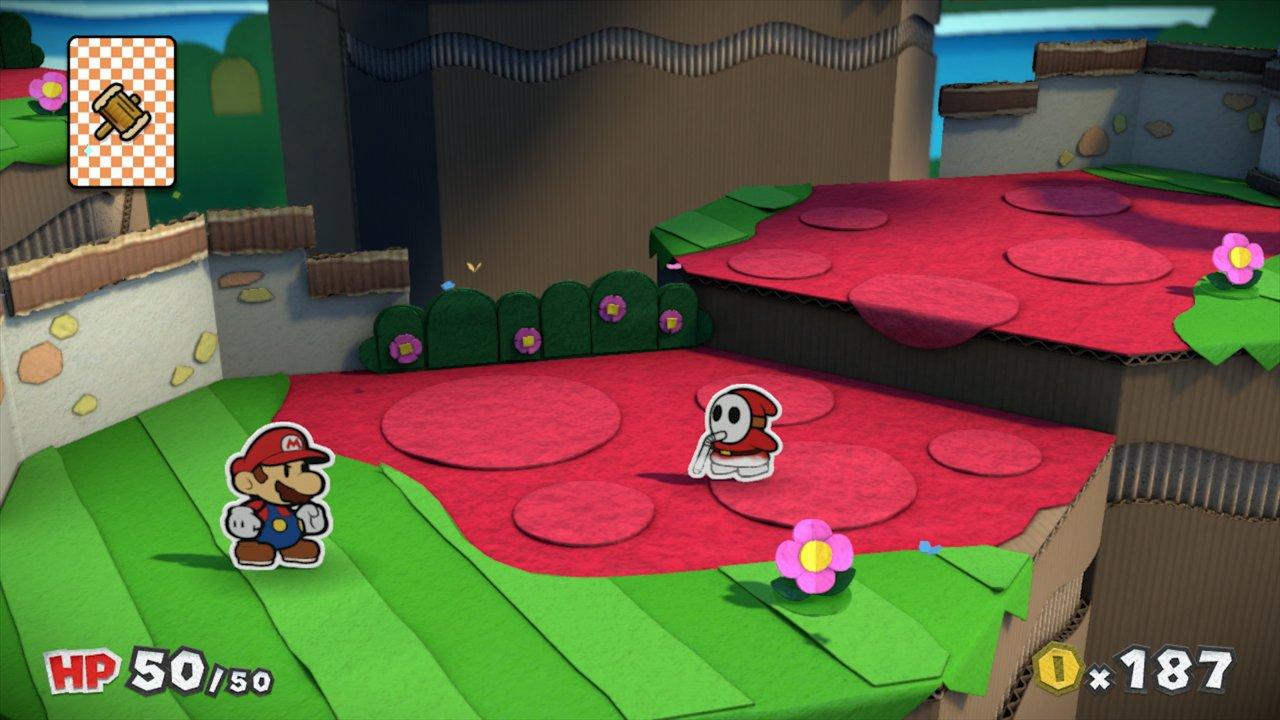 Paper Mario Color Splash Screenshots Image 19865 New Game