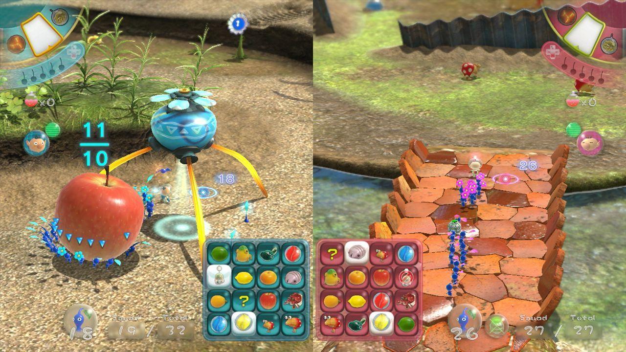 Pikmin 3 Screenshots Image 12579 New Game Network