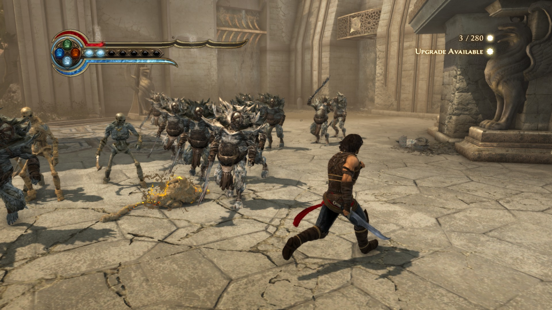 Prince Of Persia The Forgotten Sands Screenshots Image 2939 New Game Network
