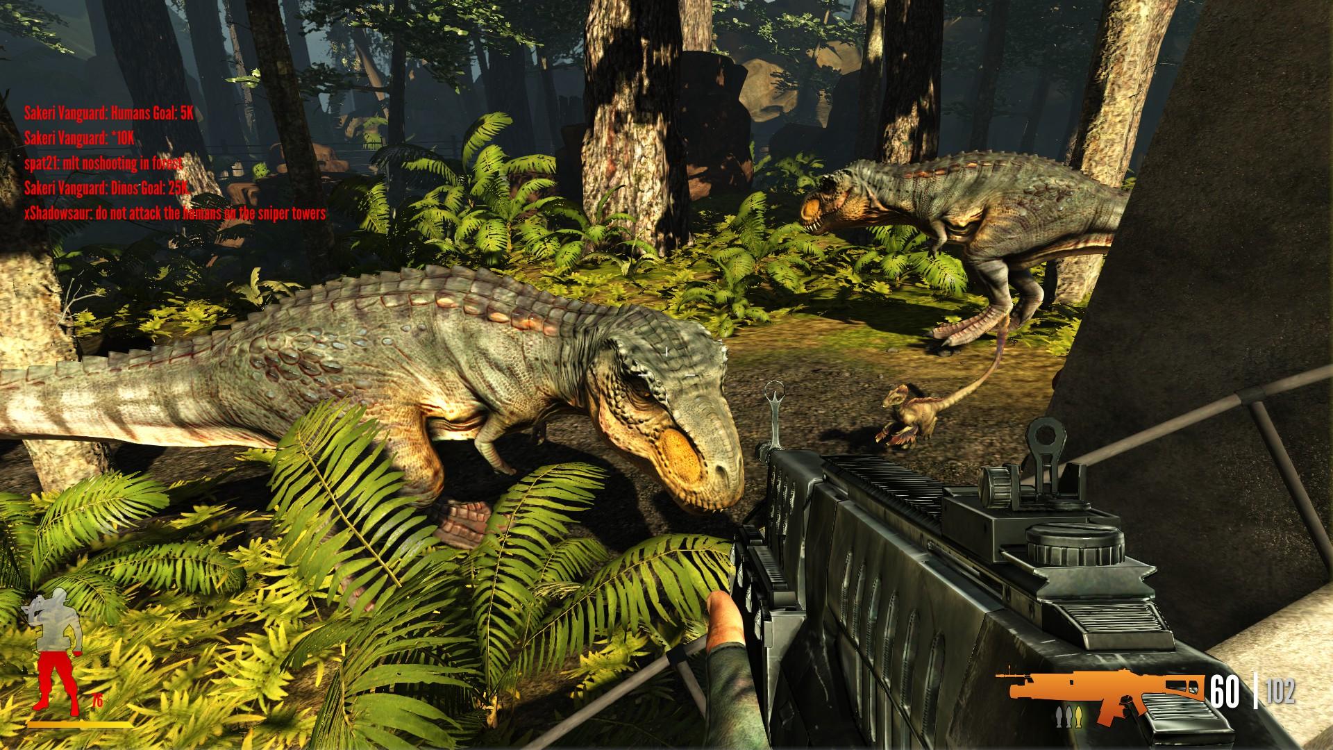Primal Carnage Screenshots - Image #10983 | New Game Network