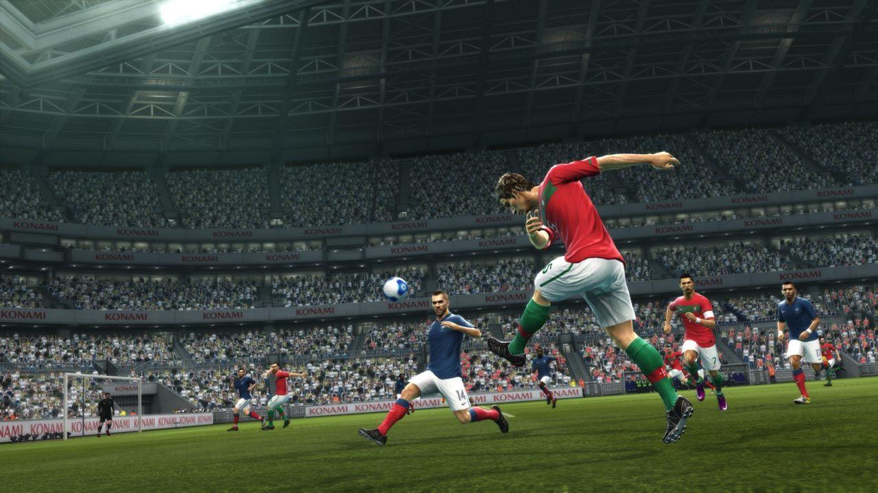 تحميل لعبة كرة القدم بيس 12 - Pro Evolution Soccer 2012