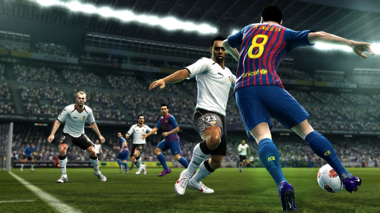 click to enlarge. Pro Evolution Soccer 2013 screenshot 8373a423a22a4