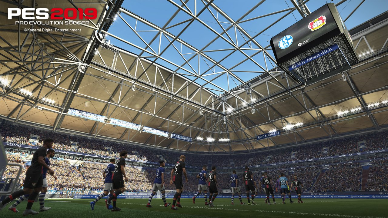 PES 2019 Review | New Game Network