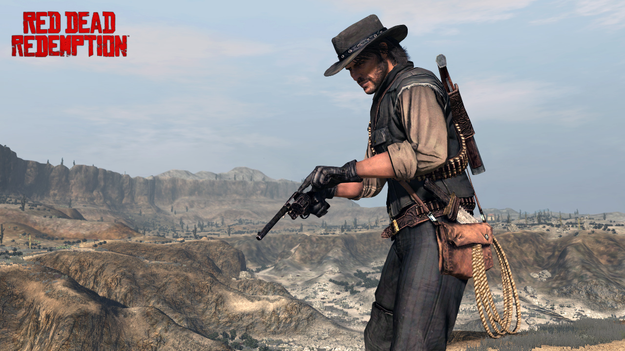 Red Dead Redemption Screenshots Image 2116 New Game