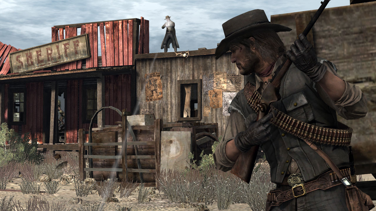 Release Date for Red Dead Redemption announced