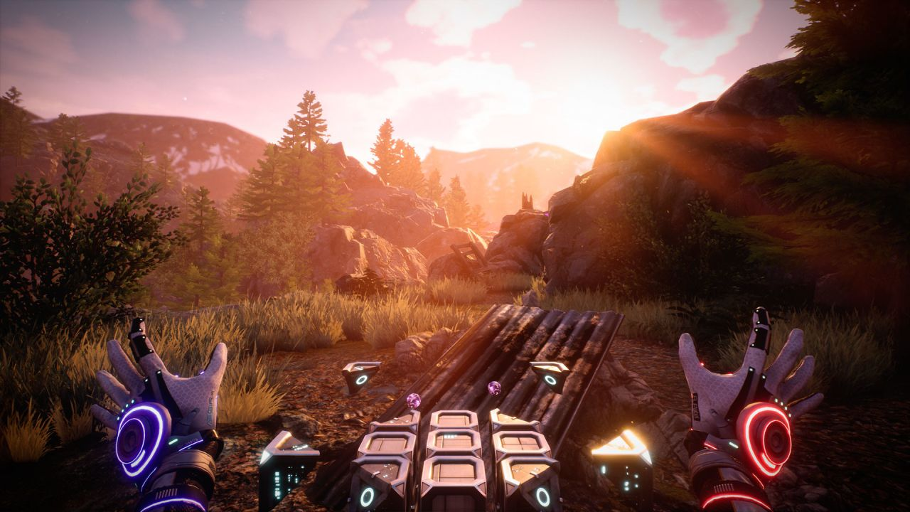 Relicta screenshots - Image #29091 | New Game Network