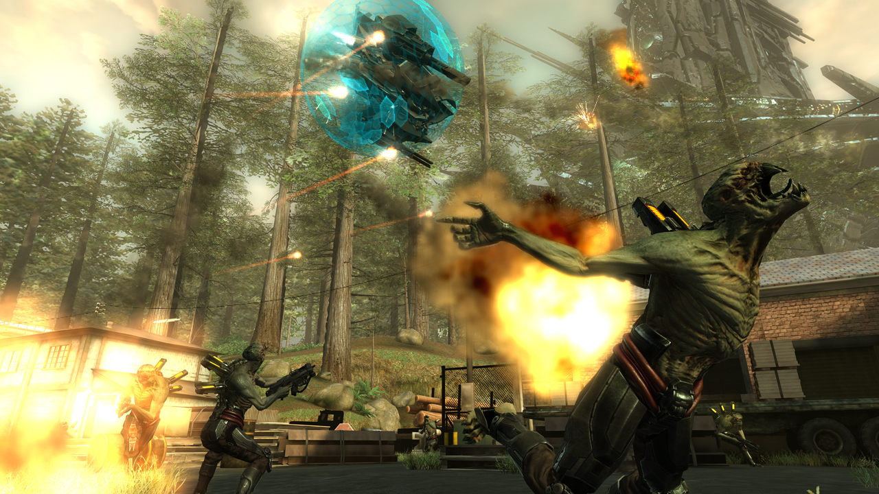 Resistance 2 game