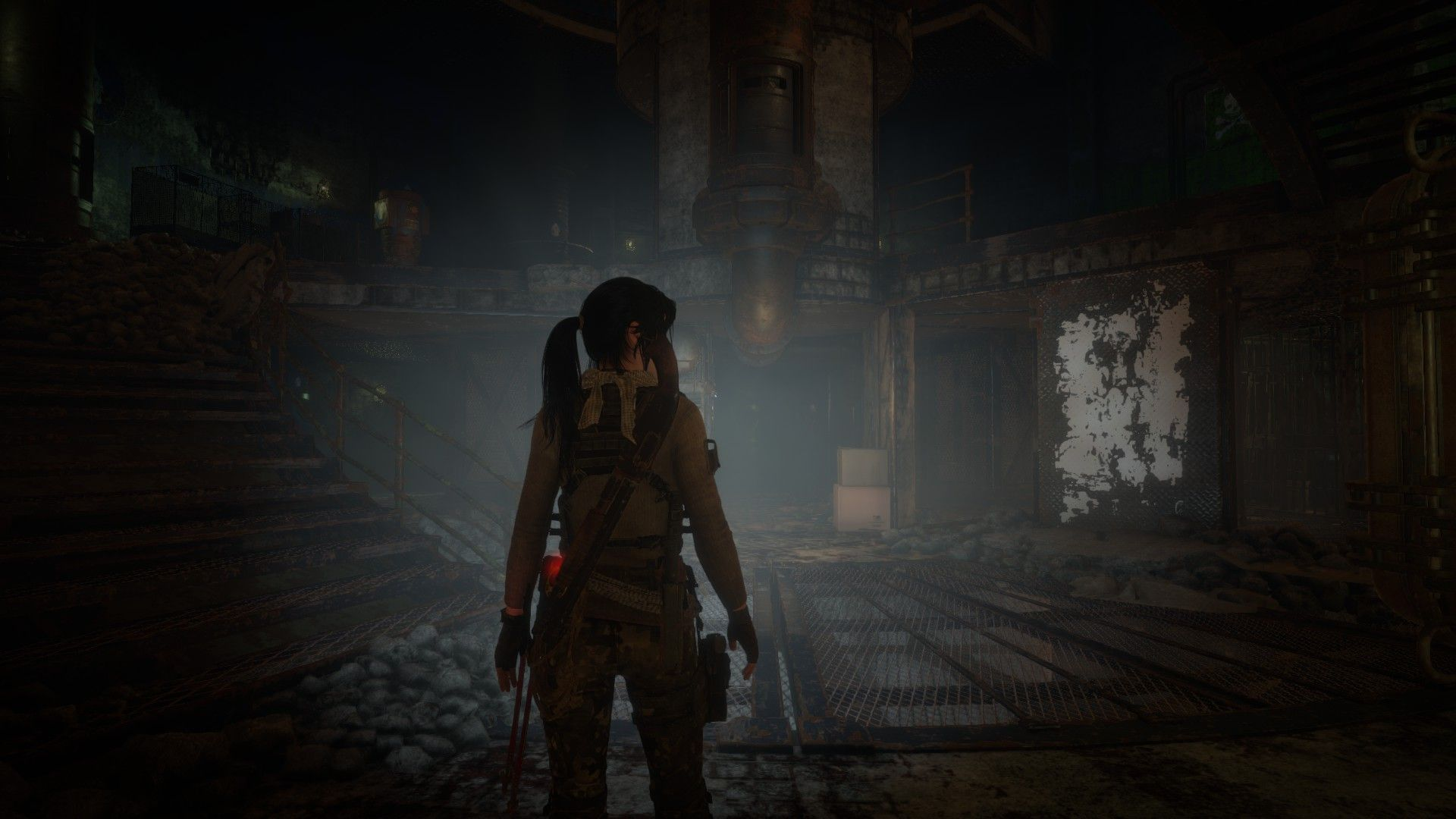 Rottr cold darkness awakened review new game network - Rise of the tomb raider cold darkness ...