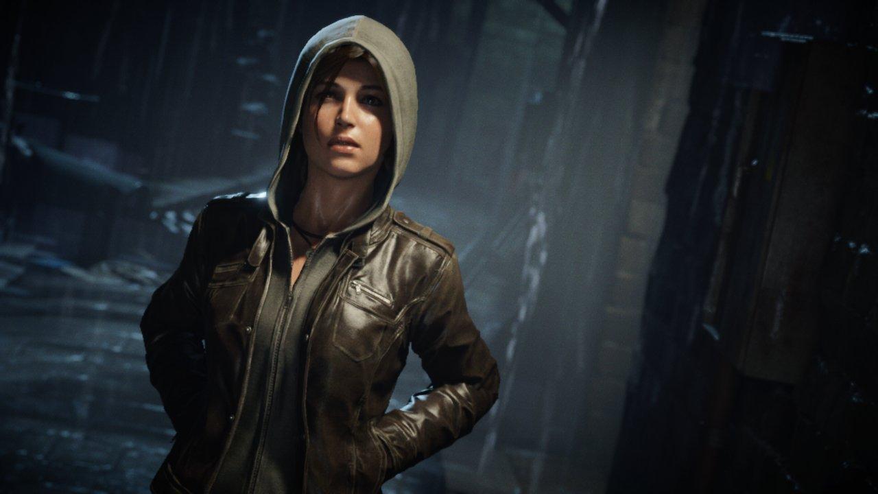 Camilla Luddington Rise Of The Tomb Raider