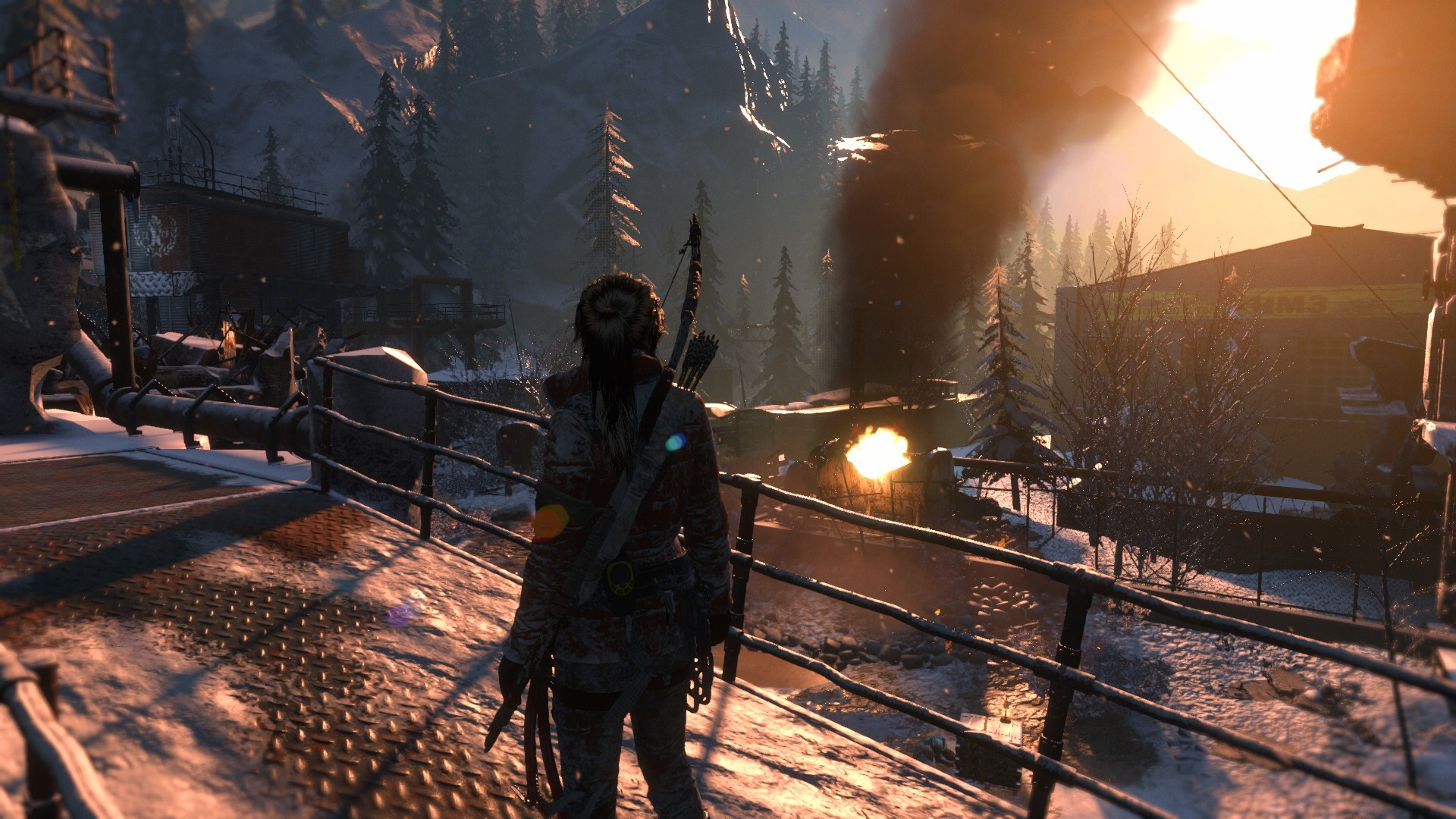 Rise Of The Tomb Raider Pc Impressions New Game Network