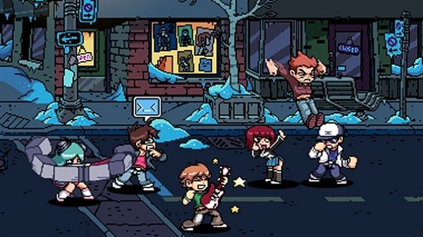 Scott Pilgrim vs. the World: The Game