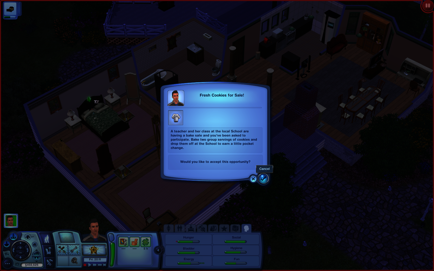 GC09: Sims 3 World Adventures to feature major talent