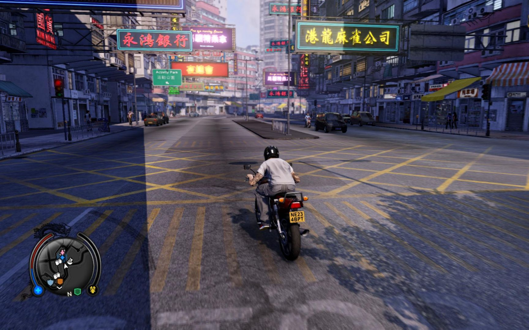 sleeping dogs ps4 how to get dlc