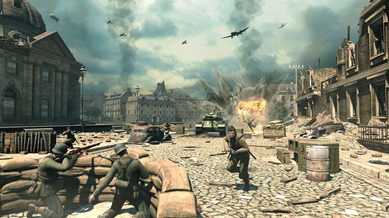 sniper elite 4 pc download compressed