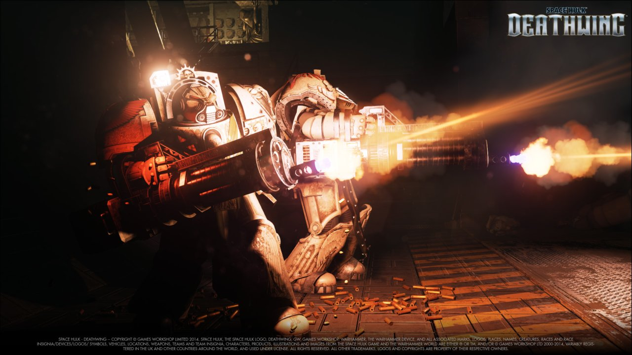 Space Hulk: Deathwing Review | New Game Network