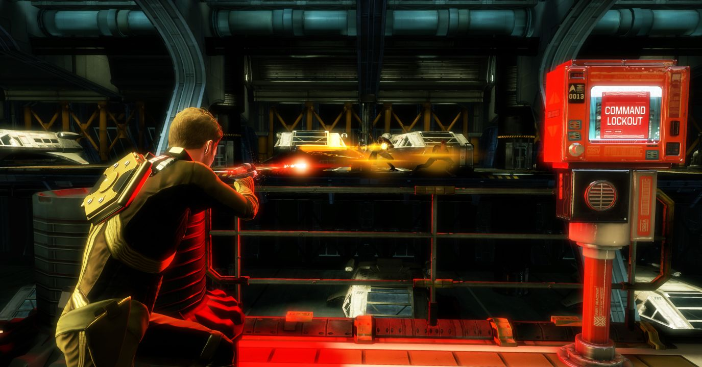 Star Trek The Video Game 2013