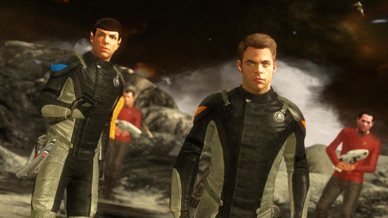 Star Trek The Video Game 2013