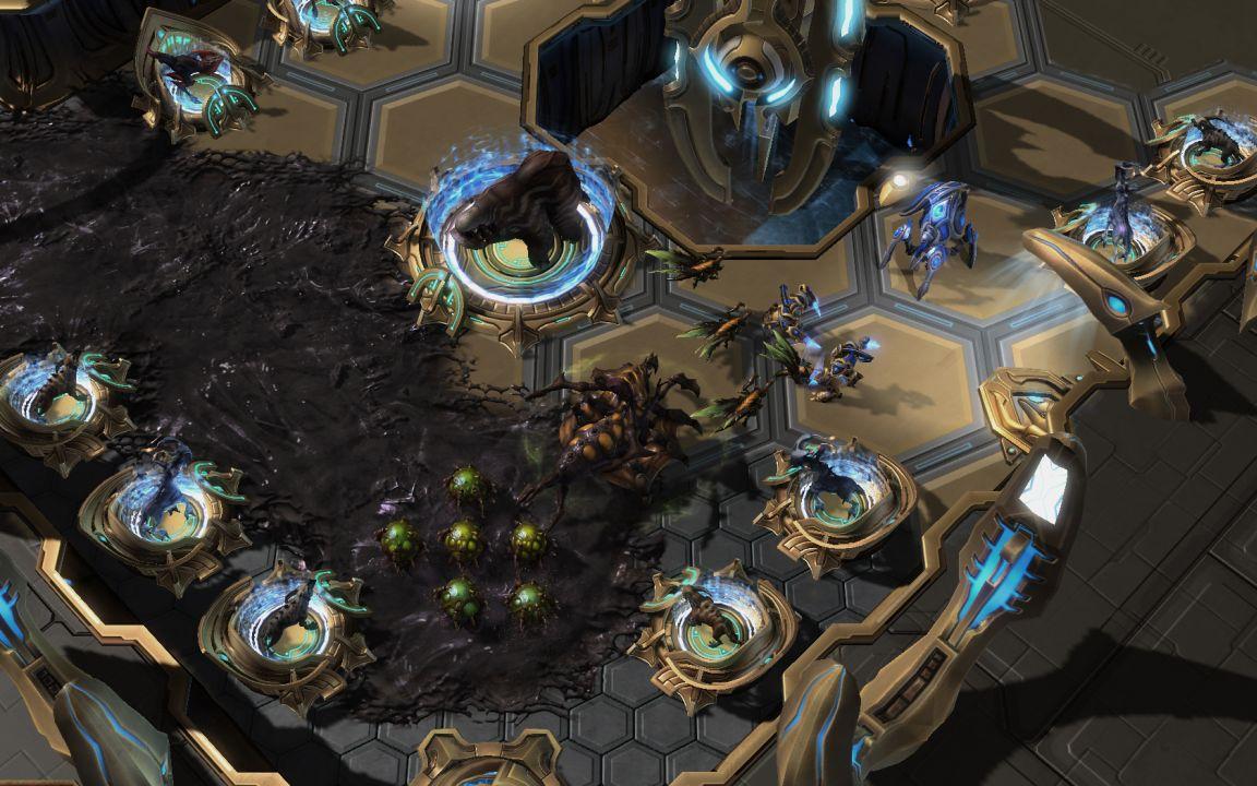 Star Craft  Toss Builds