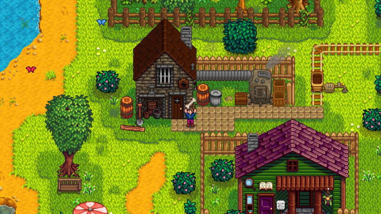 Image result for stardew switch screenshot