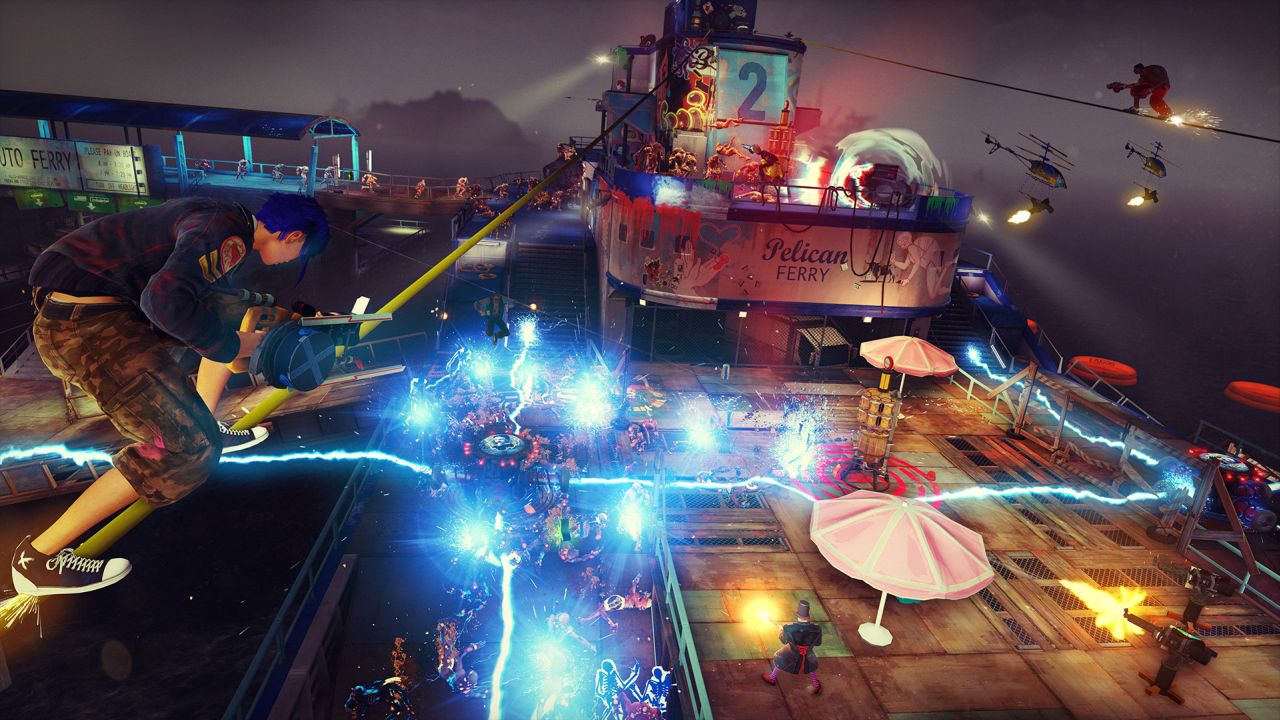 Sunset Overdrive screenshot - Image #14954 | New Game Network