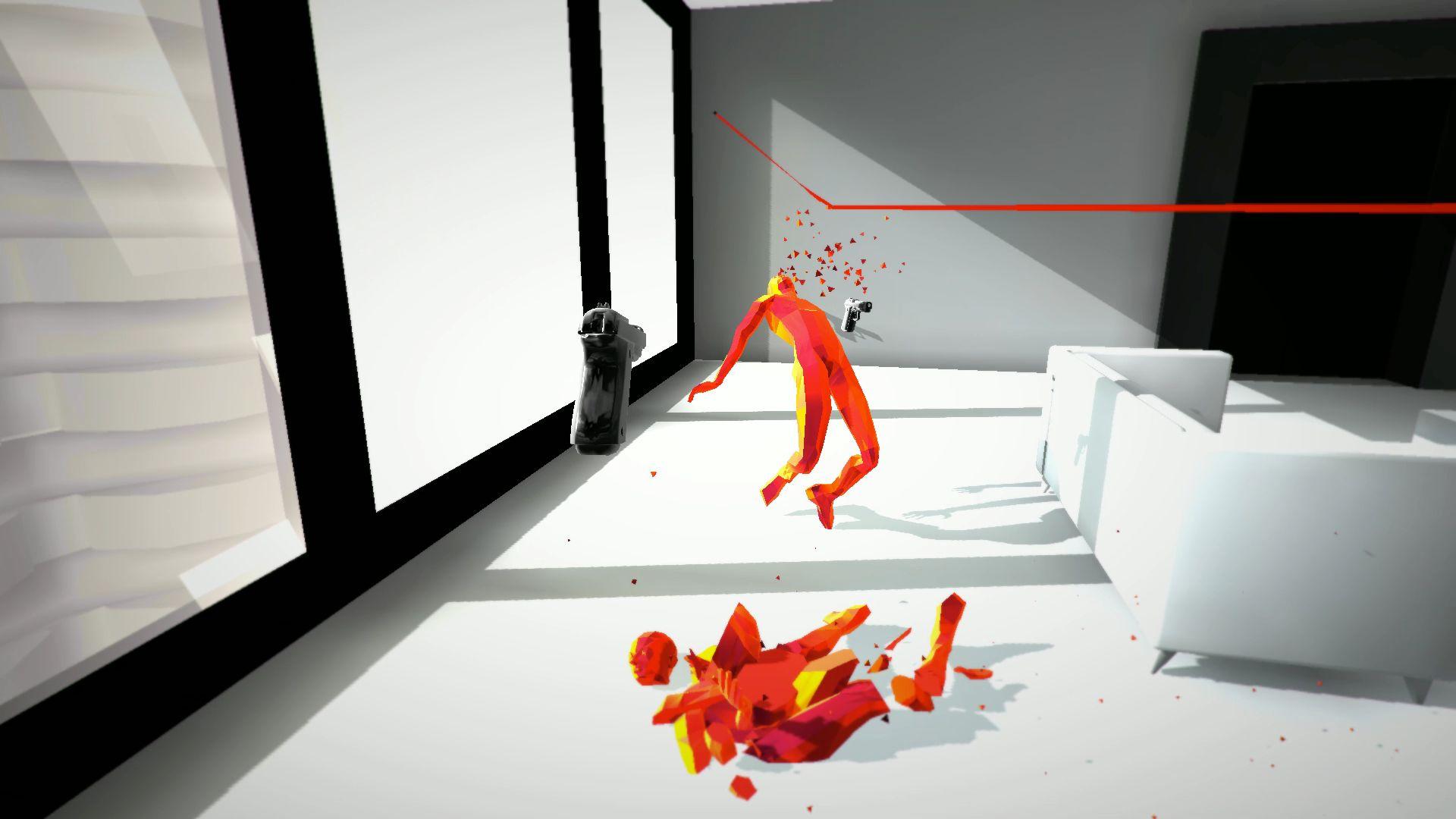 Superhot Online Game