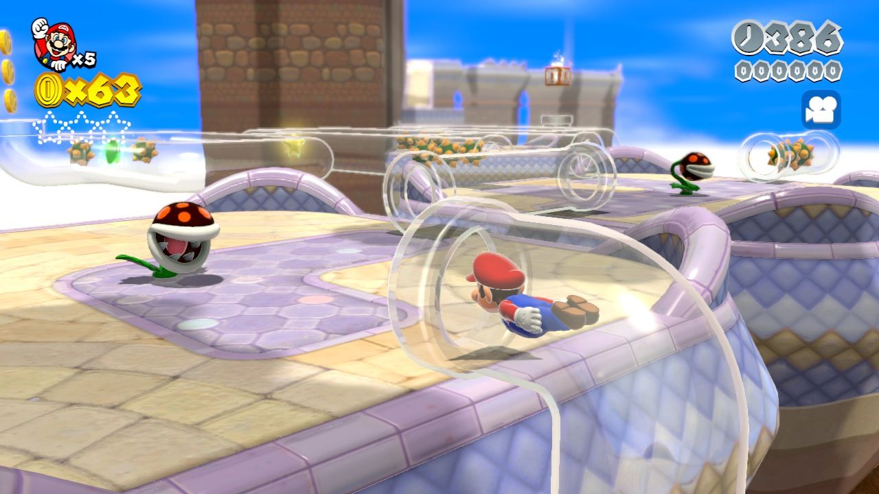 Super Mario 3D World coming to Switch