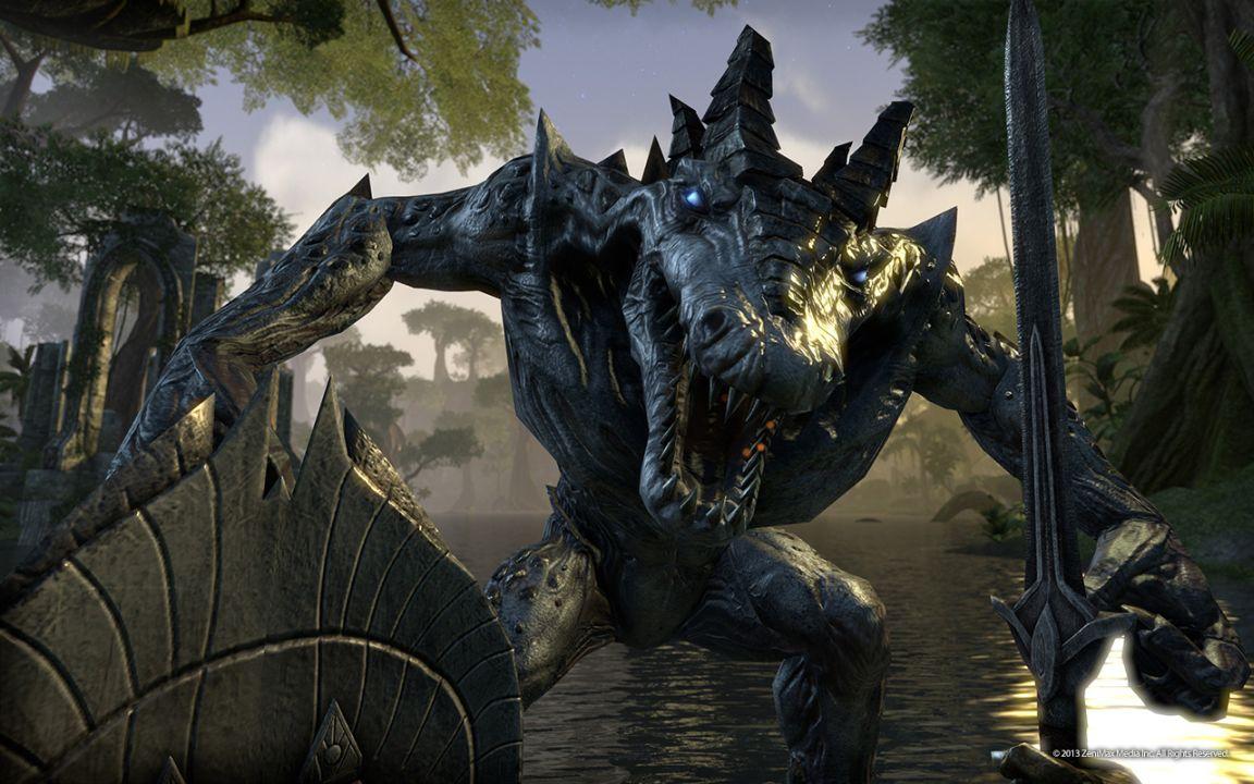The Elder Scrolls Online coming to next-gen consoles in June