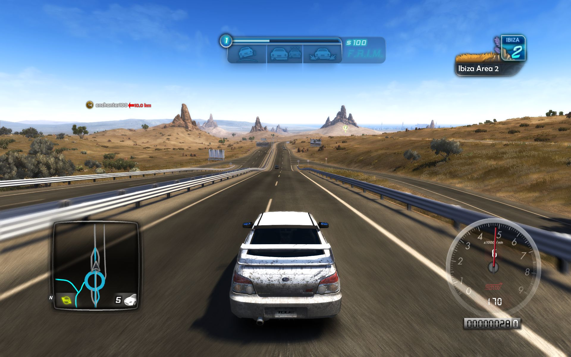Test Drive Unlimited  All Cars