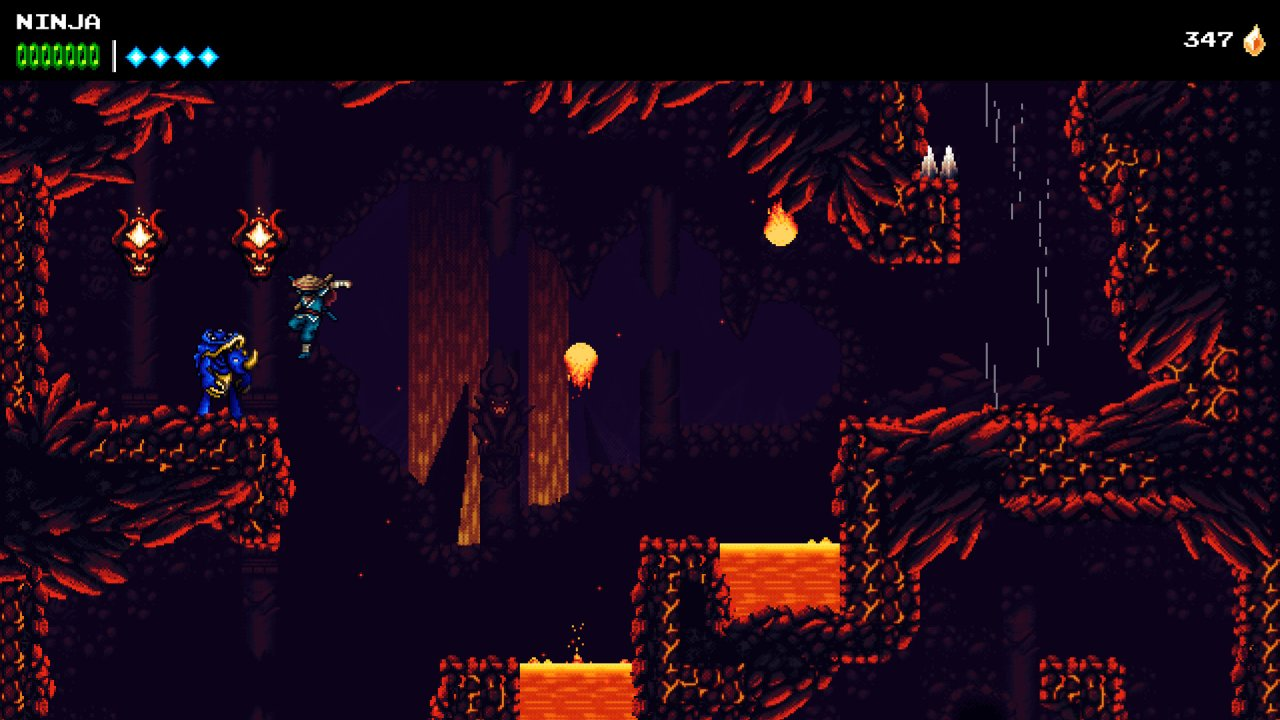 The Messenger PC game